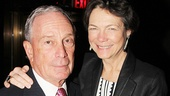 MTC Gala - 2014 - OP - 5/14 - Michael Bloomberg - Diana Taylor