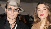 Cabaret - Opening - OP - 4/14 - Johnny Depp - Amber Heard