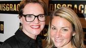 Disgraced - Opening - 10/14 - Jennifer Laura Thompson & Jessica Boevers Bogart