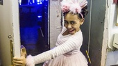 Matilda - Backstage - 2/15 - Grace Capeless