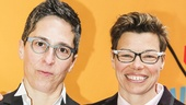 Fun Home - Opening - 4/15 - Alison Bechdel - Kate Bornstein