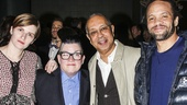 Fun Home - Opening - 4/15 - Chelsea Fairless - Lea DeLaria - George Wolfe - Savion Glover