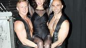 Samantha Harris Debut in Chicago - Samantha Harris - the boys