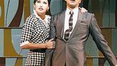 Bye Bye Birdie - Show Photos - Gina Gershon - John Stamos (close)