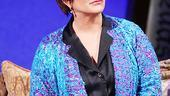 Carrie Fisher in Wishful Drinking.
