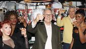 Chicago 13th Anniversary – Walter Bobbie toasting