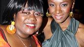 Fela Opening Night - Maia Nkenge Wilson - Saycon Sengbloh