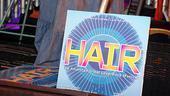 Hair Vinyl Release – album
