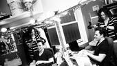 Day in the Life of Phantom of the Opera – Ryan Silverman (hair)