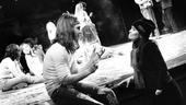 Hair Replacement Cast Rehearsal – Kyle Riabko – Diane Paulus