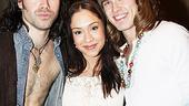 Hair and Mayor Bloomberg at Inner Circle Dinner – Ace Young – Diana DeGarmo – Kyle Riabko