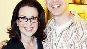 Burnett & Mullally at Promises, Promises – Megan Mullally – Sean Hayes