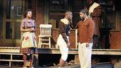 Show Photos - Fences - Viola Davis - Chris Chalk - Denzel Washington - Mykelti Williamson