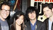 Glee American Idiot – Michael Mayer – Jenna Ushkowitz – Billie Joe Armstrong – Tom Kitt