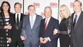 MTC Gala - 2014 - OP - 5/14 - Lynne Meadow - Thomas Secunda - Michael Bloomberg - Judith Light - Barry Grove