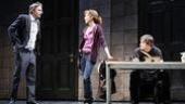 Justin Kirk, Julie White and Mark-Paul Gosselaar in The Understudy.