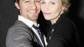 Matthew Morrison at Love, Loss - Matthew Morrison - Jane Lynch (dance)