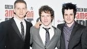 American Idiot Opening – Stark Sands – John Gallagher Jr. – Michael Esper - 2