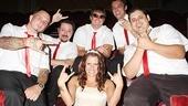 Rock of Ages wedding – Sharyn Krum