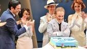 Anything Goes – Joel Grey Birthday – cast – Joel Grey