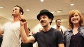 Chaplin – Meet and Greet – Wayne Alan Wilcox – Rob McClure – Erin Mackey – Timothy Hughes