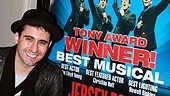 Photo Op - John Lloyd Young Leaves Jersey Boys - John Lloyd Young at marquee