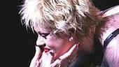 Melanie Griffith Chicago Opening - Melanie Griffith (Tippi holding her head)