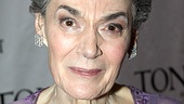 2010 Tony Awards Red Carpet – Marian Seldes