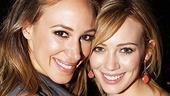 Love Loss July Cast – Haylie Duff – Hilary Duff
