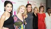 Love Loss July Cast - Ashley Austin Morris – Penny Fuller – Haylie Duff - Sharon Lawrence - Myra Lucretia Taylor – 2