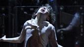 Jacob Clemente as Billy in Billy Elliot.