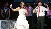 Rock of Ages wedding – Sharyn Krum – Paul Fontana singing