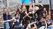 Bway on Bway 2010 – Mamma Mia cast – 2
