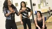Sister Act Meet and Greet - Patina Miller – Rashidra Jones – Alena Watters