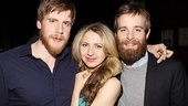 Good People Opening Night – Zachary Spicer – Nina Arianda – Jay Wilkison
