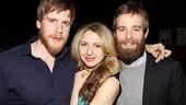 Good People Opening Night – Zachary Spicer – Nina Arianda – Jay Wilkison