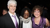 Sister Act Opening Night –  Bill Steinkellner – Whoopi Goldberg – Cheri Steinkellner