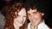 Hair Opening Night 2011 – Megan Reinking – John Moauro