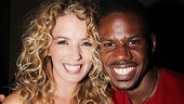 Hair Opening Night 2011 – Kacie Sheik – Darius Nichols