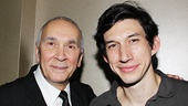 <i>Man and Boy</i> opening – Frank Langella – Adam Driver