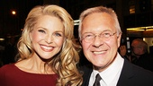 Venus in Fur Broadway Opening Night – Christie Brinkley – Walter Bobbie
