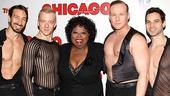 Chicago 15th Broadway Anniversary – Carol Woods – Adam Zotovich – Ryan Worsing – Jason Patrick Sands – Michael Cusumano