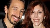 Chicago 15th Broadway Anniversary – Adam Zotovich – wife