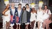 Priscilla Patti LaBelle – Jacqueline B. Arnold  - Tony Sheldon – Nick Adams – Patti LaBelle – Will Swenson – Anastacia McCleskey – Lisa Howard – C. David Johnson