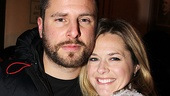 <i>Stick Fly</i> Opening Night – James Roday – Maggie Lawson