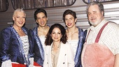 Gloria Estefan at Priscilla – Gloria Estefan – Tony Sheldon – Will Swenson – Nick Adams – Adam LeFevre