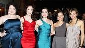 Evita – Opening – Melanie Field- Emily Mechler- Laurel Harris - Sydney Morton - Erica Mansfield