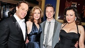 Don't Dress For Dinner – Opening Night – Adam James – Patricia Kalember – Ben Daniels – Jennifer Tilly