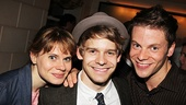 Peter and the Starcatcher Book Party – Celia Keenan-Bolger – Andrew Keenan-Bolger – Brian Letendre