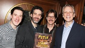 Peter and the Starcatcher Book Party – Carson Elrod – Kevin Del Aguila – Rick Holmes – Rick Elice